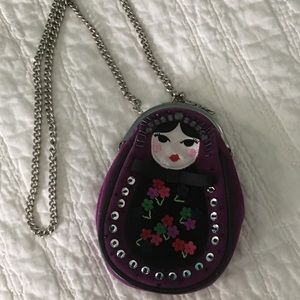 Matryoshka Doll Purse